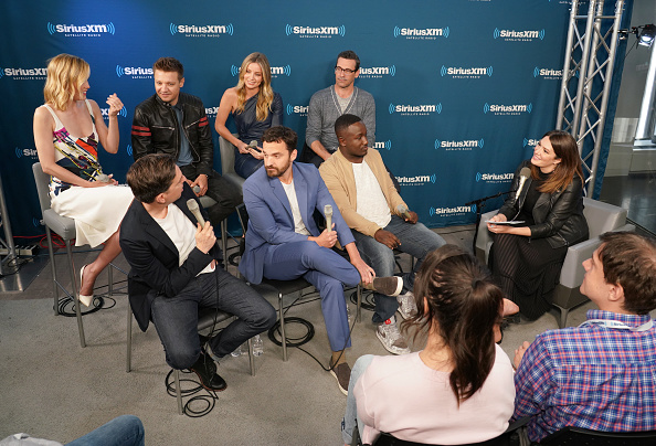Hannibal Buress「SiriusXM's Town Hall With The Cast Of 'Tag' Hosted By SiriusXM Host Michelle Collins」:写真・画像(14)[壁紙.com]