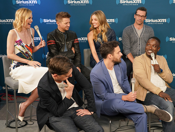 Hannibal Buress「SiriusXM's Town Hall With The Cast Of 'Tag' Hosted By SiriusXM Host Michelle Collins」:写真・画像(10)[壁紙.com]