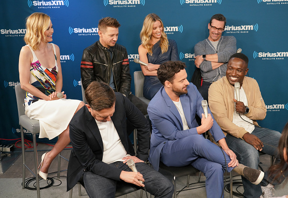 Hannibal Buress「SiriusXM's Town Hall With The Cast Of 'Tag' Hosted By SiriusXM Host Michelle Collins」:写真・画像(2)[壁紙.com]