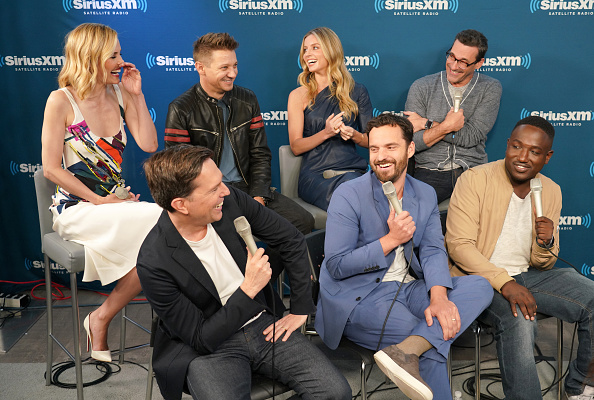 Hannibal Buress「SiriusXM's Town Hall With The Cast Of 'Tag' Hosted By SiriusXM Host Michelle Collins」:写真・画像(8)[壁紙.com]