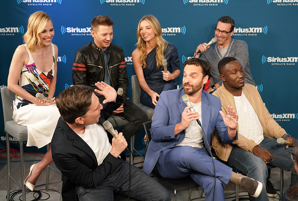 Hannibal Buress「SiriusXM's Town Hall With The Cast Of 'Tag' Hosted By SiriusXM Host Michelle Collins」:写真・画像(1)[壁紙.com]
