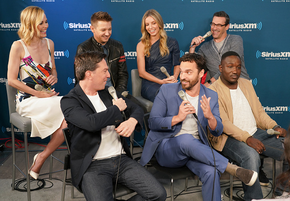 Hannibal Buress「SiriusXM's Town Hall With The Cast Of 'Tag' Hosted By SiriusXM Host Michelle Collins」:写真・画像(11)[壁紙.com]