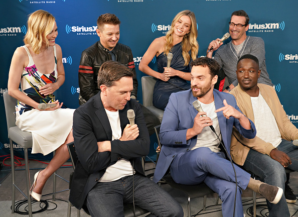 Hannibal Buress「SiriusXM's Town Hall With The Cast Of 'Tag' Hosted By SiriusXM Host Michelle Collins」:写真・画像(5)[壁紙.com]