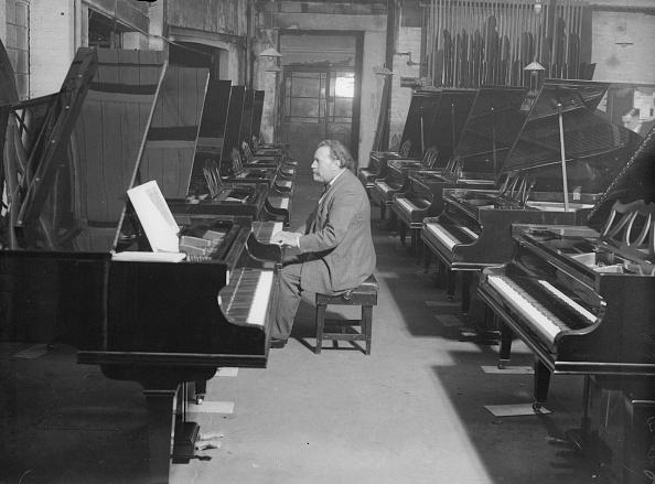 Musical Conductor「Henry Wood」:写真・画像(13)[壁紙.com]