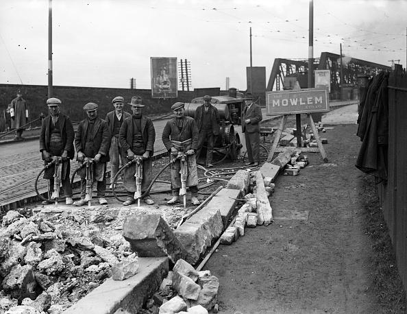 Manual Worker「Viaduct Builders」:写真・画像(17)[壁紙.com]