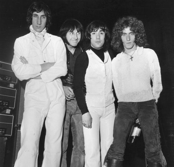 The Who「The Who」:写真・画像(4)[壁紙.com]