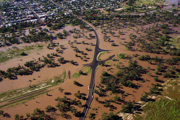 Simplicity「Flood Waters Rise In Queensland's Worst Floods For 20 Years」:写真・画像(0)[壁紙.com]