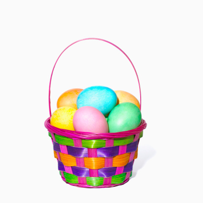 Easter Basket「Easter basket」:スマホ壁紙(0)