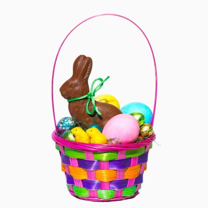 Chocolate Easter Egg「Easter basket」:スマホ壁紙(18)