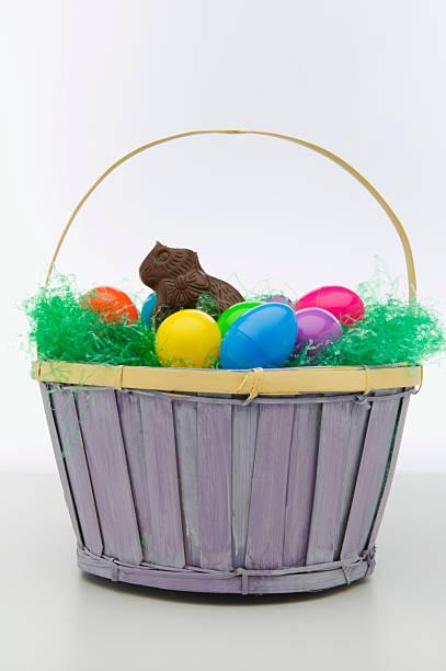 Easter basket:スマホ壁紙(壁紙.com)