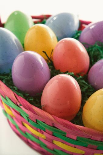 Easter Basket「Easter basket」:スマホ壁紙(1)