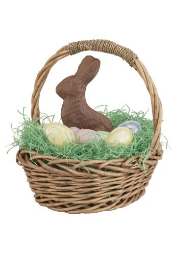 Rabbit「Easter basket」:スマホ壁紙(17)