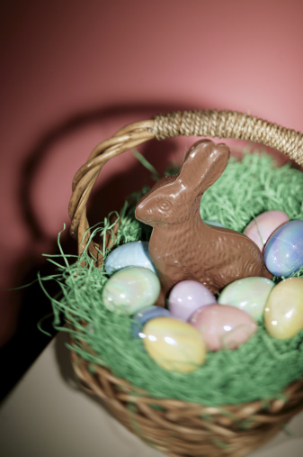 Easter Basket「Easter basket」:スマホ壁紙(17)