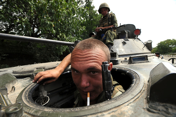 Georgia - US State「Russian Troops Ordered To Withdraw Following Conflict With Georgia」:写真・画像(3)[壁紙.com]