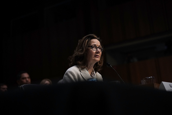 Central Intelligence Agency「CIA Director Nominee Gina Haspel Testifies At Senate Confirmation Hearing」:写真・画像(8)[壁紙.com]