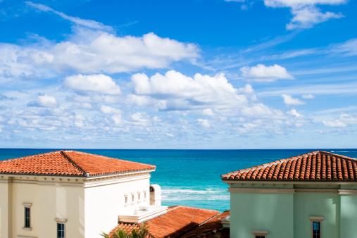 Miami Beach「海の眺め」:スマホ壁紙(14)