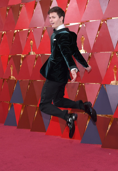 Lace-up「90th Annual Academy Awards - Arrivals」:写真・画像(9)[壁紙.com]