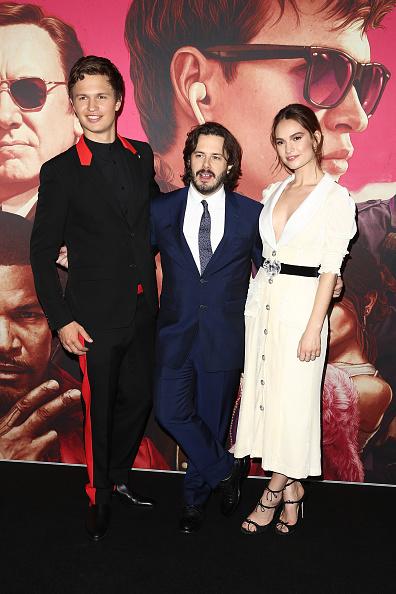 Film Premiere「Baby Driver Australian Premiere - Arrivals」:写真・画像(8)[壁紙.com]