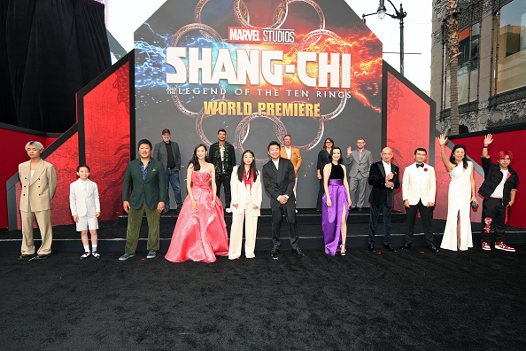 Film Premiere「Shang-Chi And The Legend Of The Ten Rings World Premiere」:写真・画像(8)[壁紙.com]