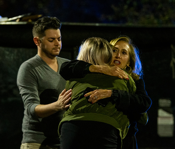 Tallahassee「Multiple Injuries Reported After Shooting At Yoga Studio In Florida」:写真・画像(14)[壁紙.com]