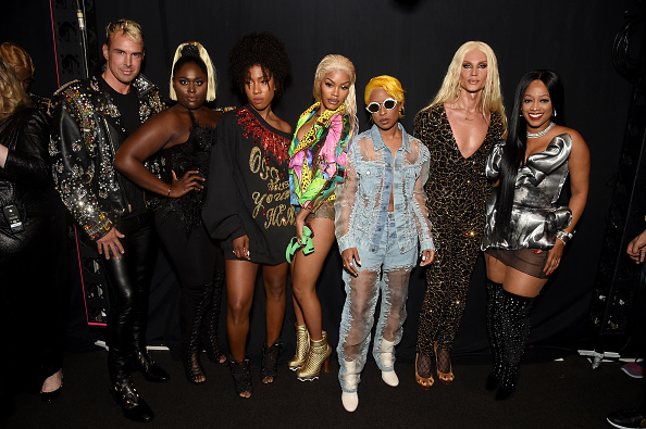 Loaf of Bread「The Blonds - Backstage - September 2017 - New York Fashion Week Presented By MADE」:写真・画像(13)[壁紙.com]