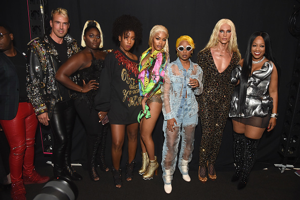 Loaf of Bread「The Blonds - Backstage - September 2017 - New York Fashion Week Presented By MADE」:写真・画像(14)[壁紙.com]