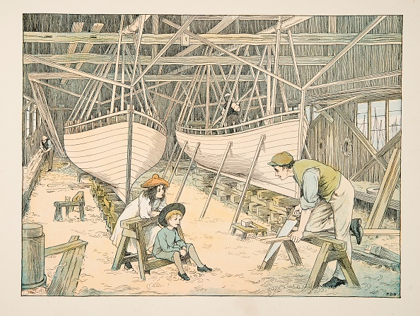 Carpenter「The Shipbuilder」:写真・画像(19)[壁紙.com]