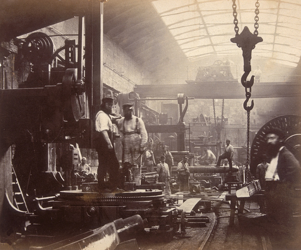 19th Century「Shipbuilding」:写真・画像(17)[壁紙.com]