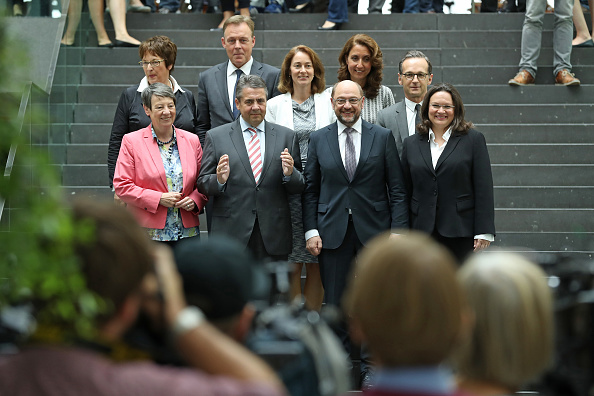 Party - Social Event「Social Democrats, Gearing For Elections, Present Their Government Accomplishments」:写真・画像(10)[壁紙.com]