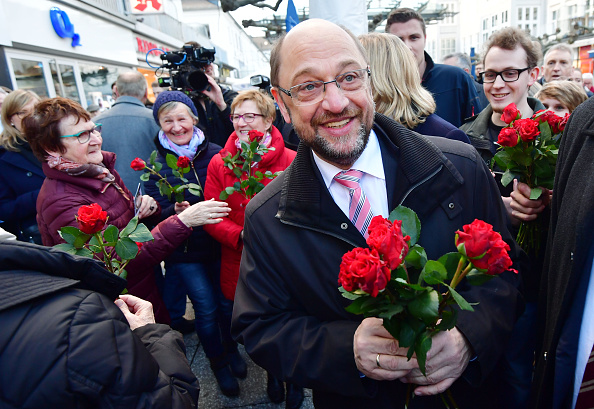 薔薇「Martin Schulz Campaigns For SPD In Saarland」:写真・画像(10)[壁紙.com]