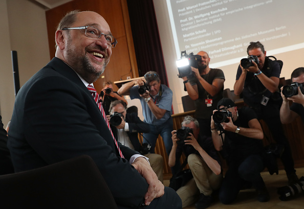 Party - Social Event「Martin Schulz Speaks On Immigration And Integration In Germany」:写真・画像(0)[壁紙.com]