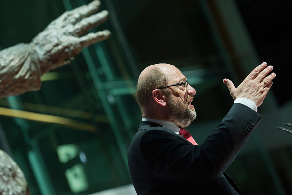 Steffi Loos「Martin Schulz Defines SPD Mission Ahead Of Federal Elections」:写真・画像(11)[壁紙.com]