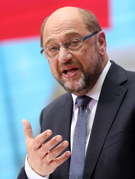 Party - Social Event「Martin Schulz Presents His Vision For Germany」:写真・画像(3)[壁紙.com]