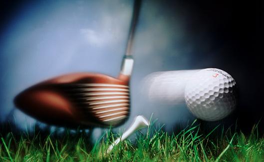 Golf Swing「Teeing off」:スマホ壁紙(3)