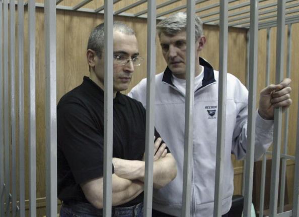 White Collar Crime「RUS: Khodorkovsky Returns To Moscow Courtroom」:写真・画像(18)[壁紙.com]