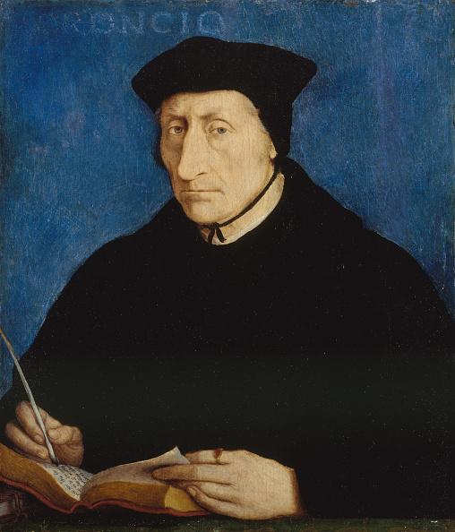 Oil On Wood「Guillaume Budé (1467-1540)」:写真・画像(15)[壁紙.com]