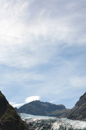 Westland - South Island New Zealand「Fox Glacier, Westland National Park」:スマホ壁紙(5)