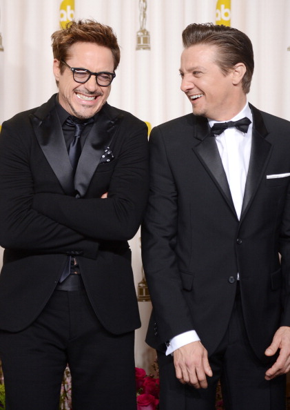 Jeremy Renner「85th Annual Academy Awards - Press Room」:写真・画像(18)[壁紙.com]