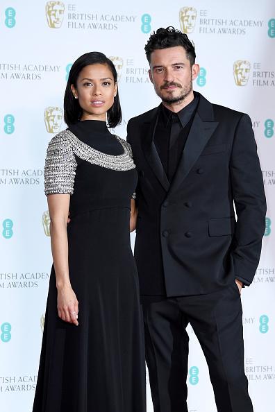 オーランド・ブルーム「EE British Academy Film Awards - Press Room」:写真・画像(5)[壁紙.com]