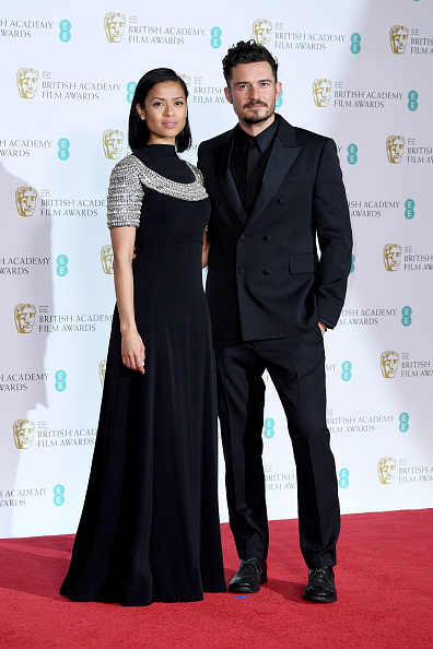 オーランド・ブルーム「EE British Academy Film Awards - Press Room」:写真・画像(11)[壁紙.com]