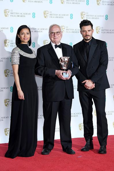 オーランド・ブルーム「EE British Academy Film Awards - Press Room」:写真・画像(4)[壁紙.com]
