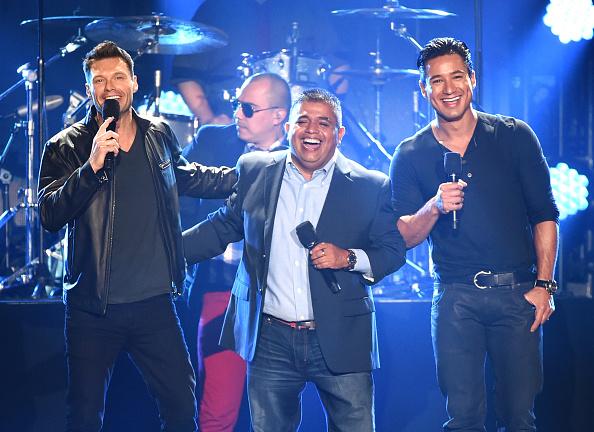 Mario Lopez「iHeartRadio Fiesta Latina Presented By Sprint - Show」:写真・画像(15)[壁紙.com]