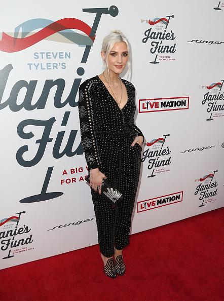 アシュリー・シンプソン「Steven Tyler and Live Nation presents Inaugural Janie's Fund Gala & GRAMMY Viewing Party」:写真・画像(4)[壁紙.com]