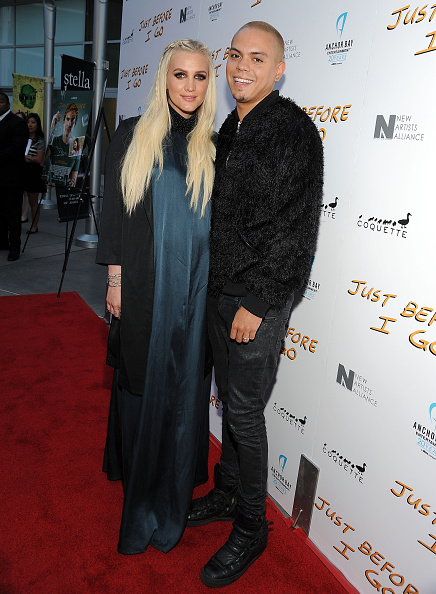 Ashlee Simpson「Los Angeles Special Screening Of 'Just Before I Go'」:写真・画像(7)[壁紙.com]