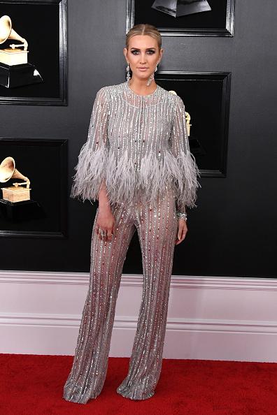 Grammy Awards「61st Annual GRAMMY Awards - Arrivals」:写真・画像(19)[壁紙.com]