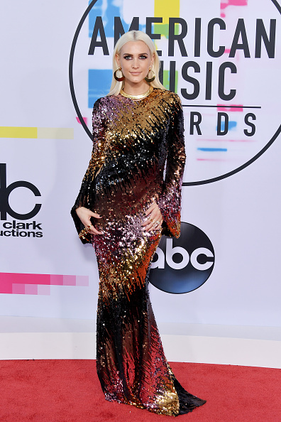 Ashlee Simpson「2017 American Music Awards - Arrivals」:写真・画像(11)[壁紙.com]