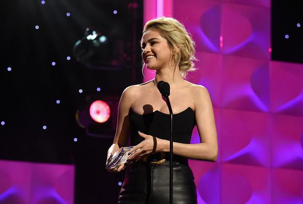 Selena Gomez「Billboard Women In Music 2017 - Inside」:写真・画像(10)[壁紙.com]