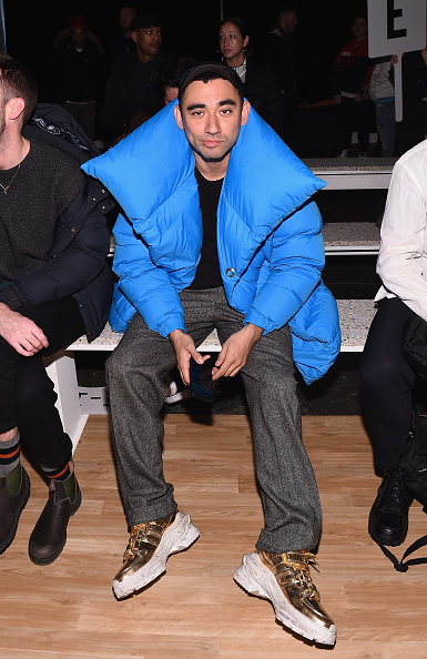 Metallic Shoe「Li-Ning Autumn/Winter 2019 Show During NYFW: The Shows At Industria - Front Row」:写真・画像(12)[壁紙.com]