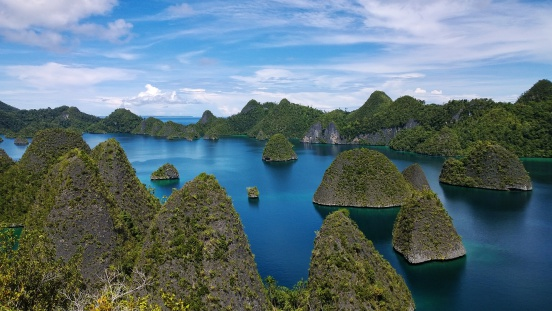 Auto Post Production Filter「Indonesia, Papua New Guinea, West Papua, Raja Ampat, Wayag Island」:スマホ壁紙(11)