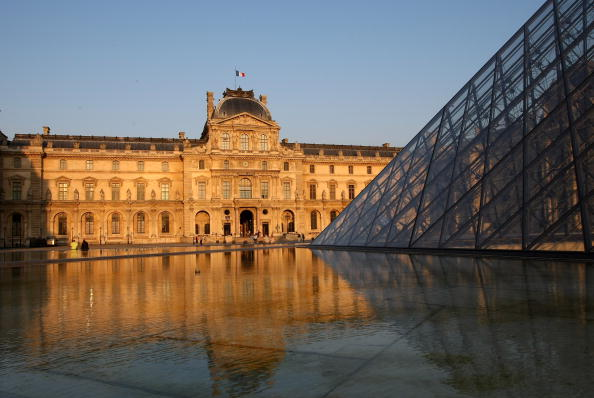 Museum「The Louvre Museum」:写真・画像(11)[壁紙.com]